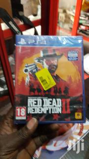 Play Station4 Cd Game Red Dead Redemption Ll Rockstar | Video Games for sale in Lagos State, Ikeja