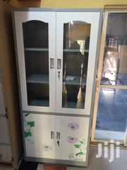 Imported Executive Partition Half Glass Metal Shelves | Furniture for sale in Lagos State, Ikeja