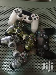 Dual Shock Pad For PS4 | Video Game Consoles for sale in Lagos State, Ikeja