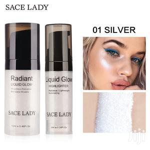 SACE LADY Face Liquid Highlighter Shimmer Glow. Delivery Anywhere