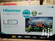 43 Inches Hisense Smart TV | TV & DVD Equipment for sale in Lagos State, Ojo