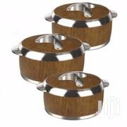 Generic Food Warmer Casserole Set - 3 Pcs | Restaurant & Catering Equipment for sale in Lagos State, Lagos Island