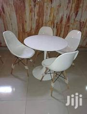 High Quality White Restaurant Table and Chairs   Furniture for sale in Lagos State, Ojo