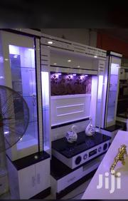 Standard Unique Plasma Tv Stand And Wine Bar | Furniture for sale in Lagos State, Ojo