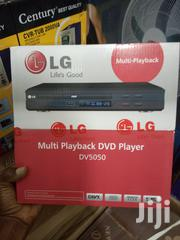 LG DVD Player With USB Port-black | TV & DVD Equipment for sale in Lagos State, Ikoyi