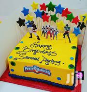 Power Rangers Cake | Wedding Venues & Services for sale in Abuja (FCT) State, Gwarinpa