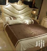 Quality Complete Set Of Bed And Dressing Mirrow And Wardrobe | Furniture for sale in Lagos State, Ojo
