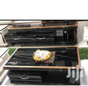 High Quality Wooden Plasma Tv Stand And A Center Table | Furniture for sale in Lagos State, Ojo