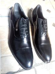 Corporate Black Lace-up Shoe | Shoes for sale in Lagos State, Isolo