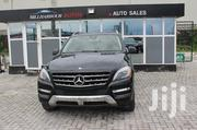 Mercedes-Benz M Class 2013 Black | Cars for sale in Lagos State, Lekki Phase 1