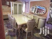 Luxury Set Of Dining Table With Six Executive Chairs | Furniture for sale in Abuja (FCT) State, Wuse 2