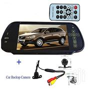Car Bluetooth Inner Mirror With Reverse Camera | Vehicle Parts & Accessories for sale in Lagos State, Oshodi-Isolo