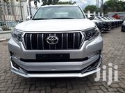 Toyota Land Cruiser Prado 2019 Silver | Cars for sale in Lagos State, Victoria Island