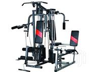 Generic Multi Purpose 4 Station Gym | Sports Equipment for sale in Lagos State, Magodo