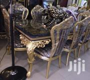 Turkish Dining Table by 8 Chairs | Furniture for sale in Lagos State, Ojo