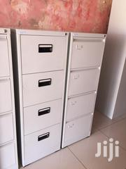 White Filing Cabinet 4 Drower | Furniture for sale in Lagos State, Ojo