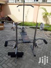 Weight Bench With 50kg Weight | Sports Equipment for sale in Lagos State, Ikoyi