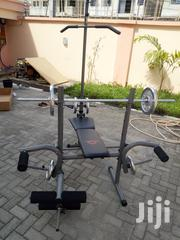 Weight Bench With 50 Kg | Sports Equipment for sale in Lagos State, Ikoyi