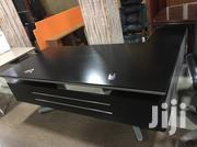 Luxury Pure Wooden Executive Office Table 2 Meters by Size | Furniture for sale in Lagos State, Ojo
