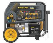 Firman Electric Start Gas or Propane Dual Fuel Portable Generator | Electrical Equipment for sale in Abuja (FCT) State, Gwarinpa