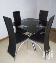 Standard Portable Set Of Dining Table With Four Chairs | Furniture for sale in Lagos State, Ojo