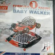 Generic Baby Walker 3 In 1 Formular Racing - Red | Children's Gear & Safety for sale in Lagos State, Ikeja