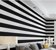 Wallpaper Strip Pattern | Home Accessories for sale in Lagos State, Ikotun/Igando