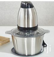 4blade Allsteel Stainless Steel Food Processor and Vegetable Grinder | Kitchen Appliances for sale in Lagos State, Mushin