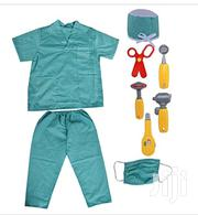 Surgeon Dress Up Set With Accessories for Toddlers | Children's Clothing for sale in Lagos State, Mushin