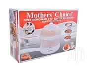 Mothers Choice 2-In-1 Electric Egg Boiler and Non Stick Fry Pan | Kitchen & Dining for sale in Lagos State, Mushin