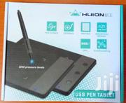 HUION USB PEN TABLET Signature Pad /Drawing Pen For That Design | Computer Hardware for sale in Lagos State, Ikeja