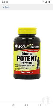 Mason Natural Men's Potent Formula - 60 Tablets | Vitamins & Supplements for sale in Lagos State, Lagos Island