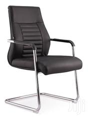 Executive Leather Visitor's Chair   Furniture for sale in Lagos State, Lekki Phase 1