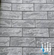 Grey Brick 3d Wallpaper   Home Accessories for sale in Abuja (FCT) State, Gwarinpa