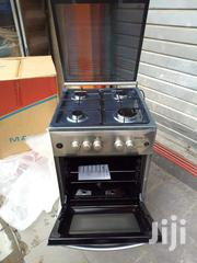 Brand New MAXI Gas Cooker 4 Burners All Gas With Oven Blue Flame | Kitchen Appliances for sale in Lagos State, Ojo