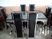Marble Dinning Animal Leg Wt 6chairs | Furniture for sale in Rivers State, Port-Harcourt