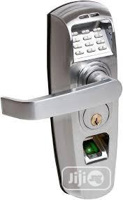 Finger Print Keypad Lock | Computer Accessories  for sale in Lagos State, Ajah