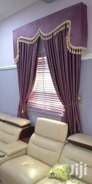 Majestic Tafeeta Curtain | Home Accessories for sale in Lagos State, Ojo