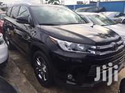 Toyota Highlander 2017 Black | Cars for sale in Abuja (FCT) State, Central Business District