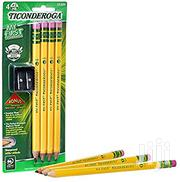 Ticonderoga 4 Pack HB Pencils | Stationery for sale in Lagos State, Surulere