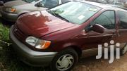 Toyota Sienna 2001 Red | Cars for sale in Lagos State, Ojodu