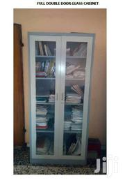 Quality Full Glass Cabinet | Furniture for sale in Lagos State, Ojo