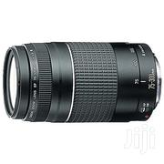 Canon EF 75-300mm F/4-5.6 III Telephoto Zom Lens For Canon SLR Cameras | Accessories & Supplies for Electronics for sale in Anambra State, Nnewi