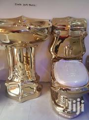 Wc Sanitary Ware Gold   Plumbing & Water Supply for sale in Lagos State, Lagos Island