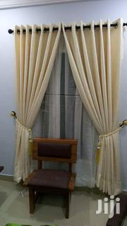 Plain Design Curtain | Home Accessories for sale in Lagos State, Ojo