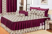 Bedspread With Same as Curtain | Home Accessories for sale in Lagos State, Ojo