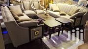 Luxury Set Of Turkish Set Chairs With A Set Of Center Table | Furniture for sale in Abuja (FCT) State, Wuse II