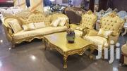 Luxury Set Of Turkish Sofas Chairs With A Set Of Table | Furniture for sale in Abuja (FCT) State, Wuse II