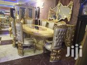 Luxury Set Of Turkish Dining Table 8 Seaters | Furniture for sale in Abuja (FCT) State, Wuse II