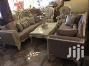 Luxury Set Of Turkish Sofas Chairs With Standard Set Of Center Table | Furniture for sale in Abuja (FCT) State, Wuse II